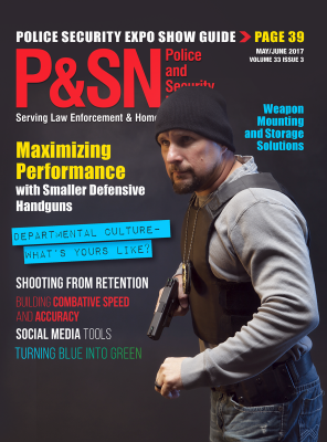 Police and Security News May June 2017 Issue