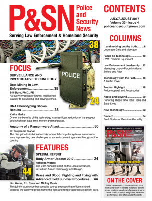 July August Issue Table of Contents