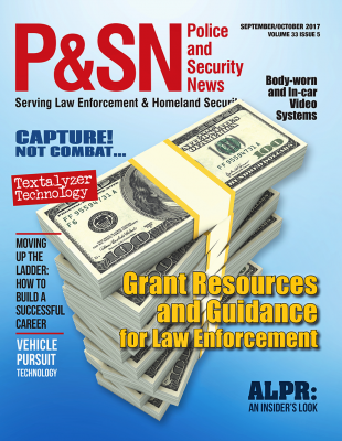 Police and Security News September October 2017 Issue