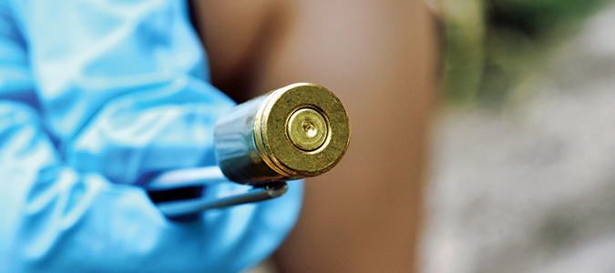 Picture of a bullet