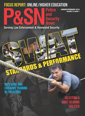 Police and Security News January Feburary 2018