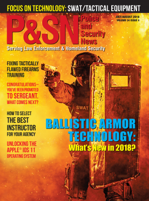 Police and Security News July August