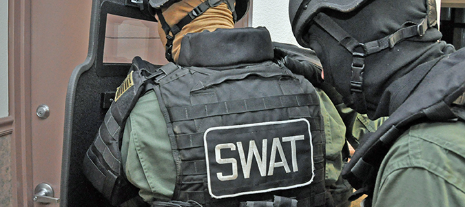 SWAT & Tactical Archives | Police and Security News