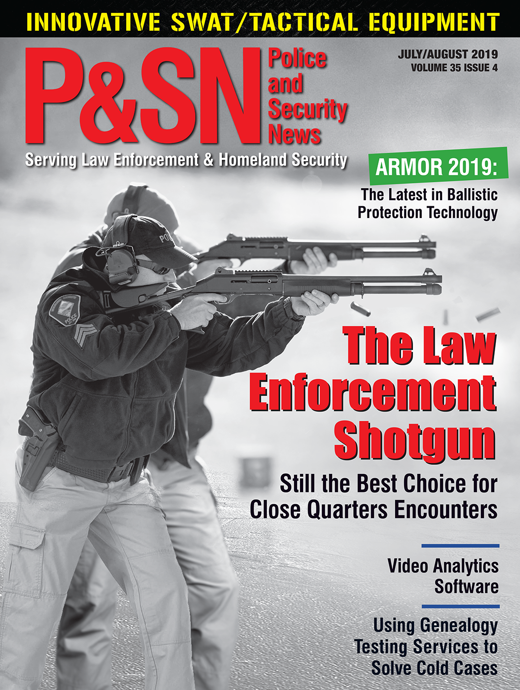 P&SN Cover