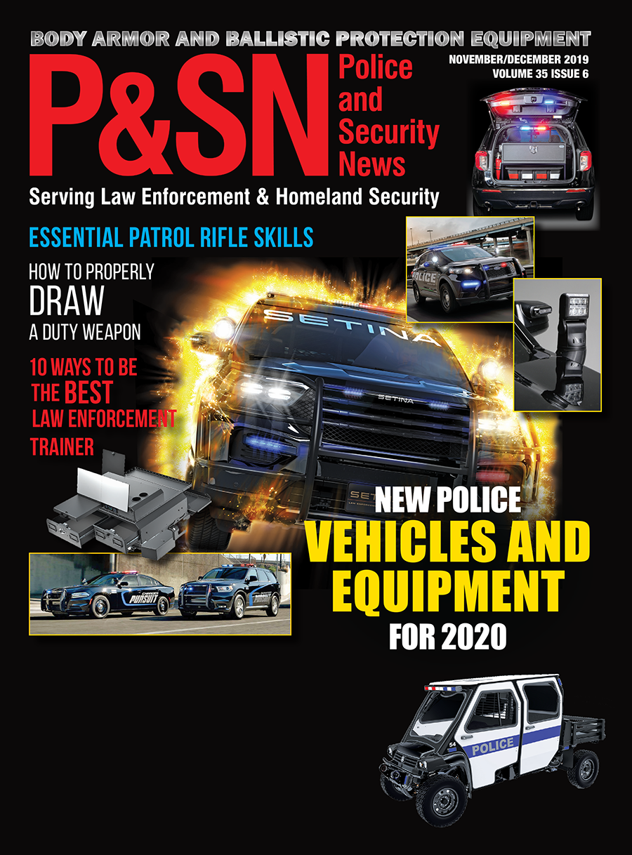Police and Security News Cover