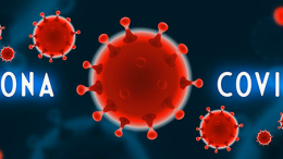 Illustration of Coronavirus 19