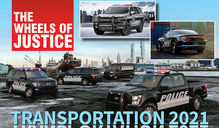 Cover of Transportation 2021 For Wheels of Justice