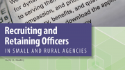 Cover of Recruiting and Retaining Officers
