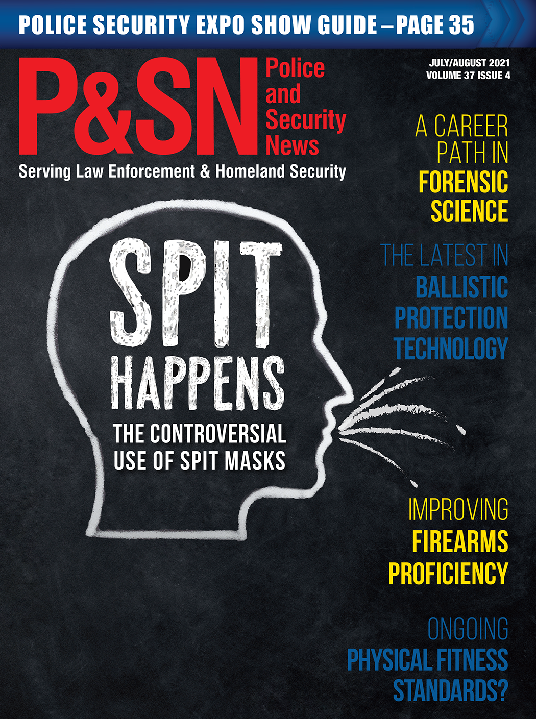 P&SN Magazine Cover